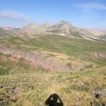 View from Putnam-Cataract Ridge