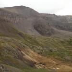 Near Mendota Ridge looking SE