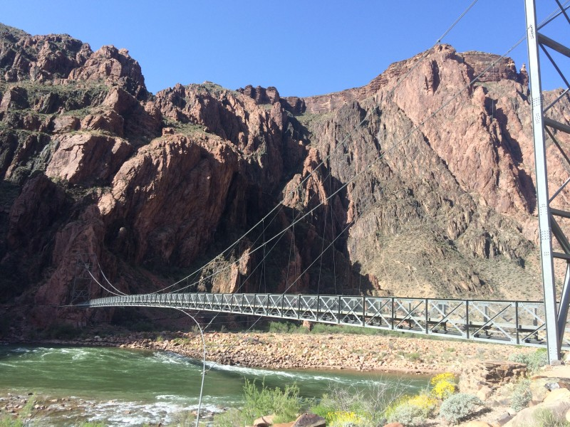 Bridge over the Colorado