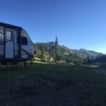 My home for 3 days in Red Mountain Pass