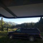 My campsite